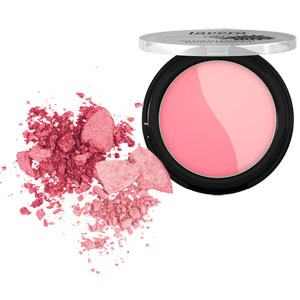Lavera - Mineral Rouge Powder Duo