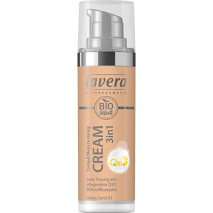 Tinted Moisturising Cream 3 in 1 - Honey Sand 03