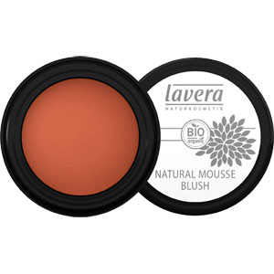Lavera - Natural Mousse Blush - Soft Cherry