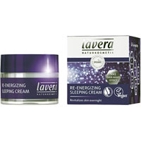 Lavera - Re-Energizing Sleeping Cream