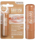 Lavera - Lips - Soft Bronze Lip Balm