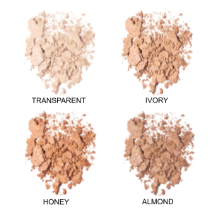Fine Loose Mineral Powder - Colour Chart
