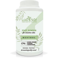 Lab Nat - Menthol Foot Powder