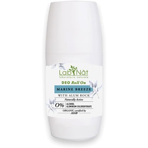 Lab Nat - Roll-On Deodorant - Marine Breeze
