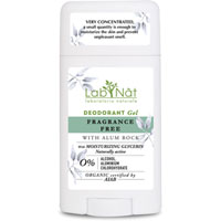 Lab Nat - Deodorant Gel - Fragrance Free
