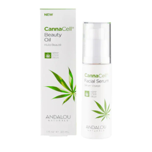 Andalou Naturals - CannaCell Beauty Oil