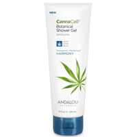 Andalou Naturals - Cannacell Shower Gel - Harmony