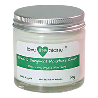 Love The Planet - Neroli & Bergamot Moisture Cream