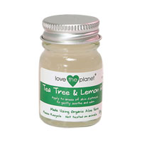 Love The Planet - Tea Tree & Lemon Gel
