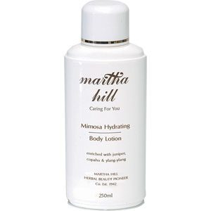 Martha Hill - Mimosa Hydrating Body Lotion