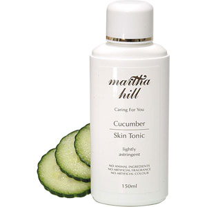 Martha Hill - Cucumber Skin Tonic