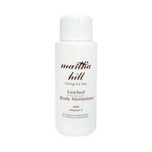 Martha Hill - Enriched Body Moisturiser