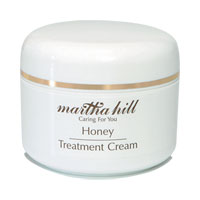 Martha Hill - New Honey Treatment Cream