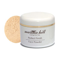 Martha Hill - Perfect Finish Face Powder