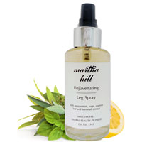Martha Hill - Rejuvenating Leg Spray