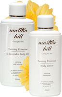 Martha Hill - Evening Primrose Body Care Duo