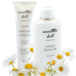 Martha Hill - Camomile Facial Duo