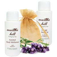 Martha Hill - Enriched Body Care Sampler