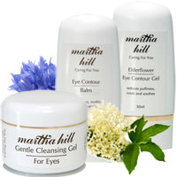 Martha Hill - Martha Hill Eye Care Trio