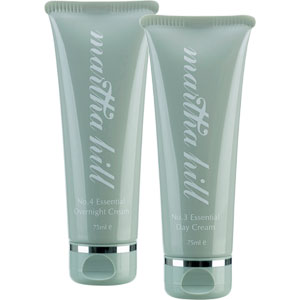Martha Hill - Essential Day & Night Skin Care Duo