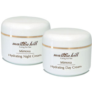 Martha Hill - Mimosa Hydrating Day & Night Duo