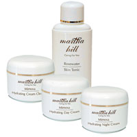 Martha Hill - Mimosa Skin Care Set - 4 standard