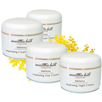 Mimosa Hydrating Skin Care Set|63.2000|47.4000