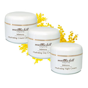 Martha Hill - Mimosa Hydrating Skin Care Set