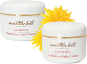 Martha Hill - Mimosa Skin Care Duo
