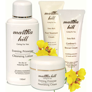 Martha Hill - Winter Protective Skin Care Set