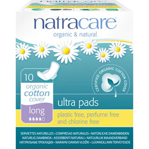 Natracare - Ultra Pads - Long