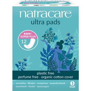 Natracare - Natural Ultra Pads - Super +