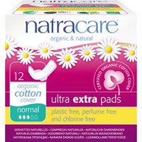 Natracare - Ultra Extra Pads