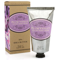 Naturally European - Plum Violet Hand Cream