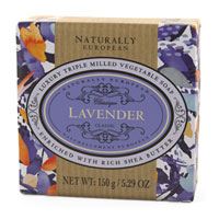 Naturally European - Lavender Soap Bar