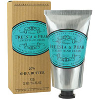 Naturally European - Freesia & Pear Luxury Hand Cream