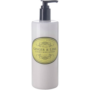 Naturally European - Ginger & Lime Luxury Body Lotion