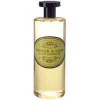 Ginger & Lime Luxury Shower Gel|7.9500|7.9500