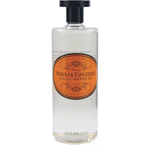 Naturally European - Neroli & Tangerine Shower Gel