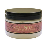 Naturally European - Rose Petal Luxury Body Cream