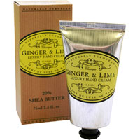 Ginger & Lime Luxury Hand Cream|7.5000|7.5000