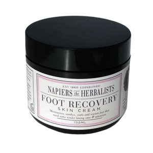 Napiers - Foot Recovery Cream