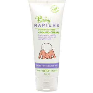 Napiers - Baby Clever Chickweed Cooling Cream