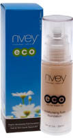 Nvey Eco - Organic Moisturising Fluid Foundation