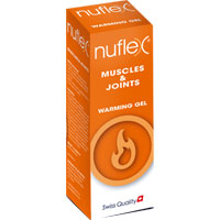 Nuflex - Muscles & Joints Warming Gel