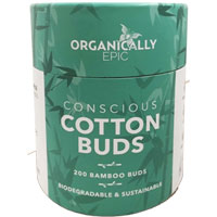 Organically Epic - Conscious Cotton Buds