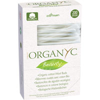 Organyc - Organic Cotton Wool Buds