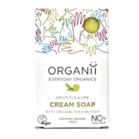 Organii - Cream Soap Bars