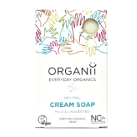 Organii - Cream Soap - Neutral Fragrance Free