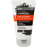 Activated Charcoal Face Scrub |6.0000|4.0000